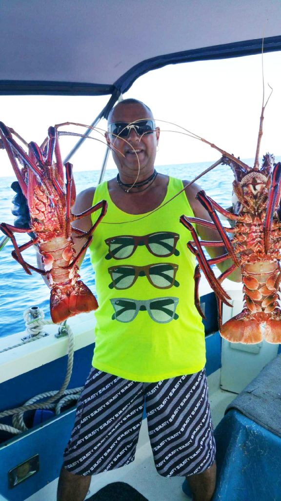 Secret Fishing Hot Spots for Crays