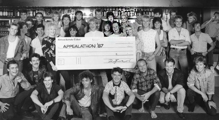 Appealathon Fundraiser Channel 9 Perth